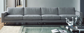 Yeats Sofa by Living Divani
