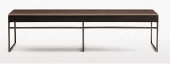 Apta bench by Maxalto