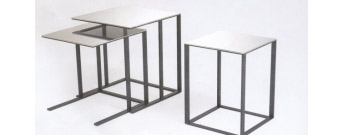 Simplice SMTM Side Tables by Maxalto