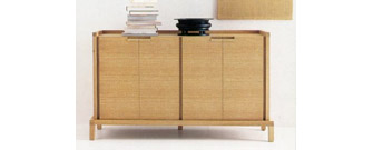 Small Apta Sideboard by Maxalto