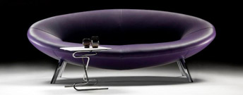 Double Life Sofa by Meritalia