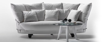 Eloisa Sofa by Meritalia