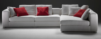 Ice More Sofa by Meritalia