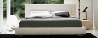 High Wave Bed by Molteni & C