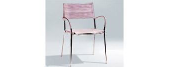 Miss B 2 Armchair by Pierantonio Bonacina