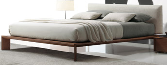 Astro Bed by Poliform