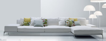 Park Sofa by Poliform