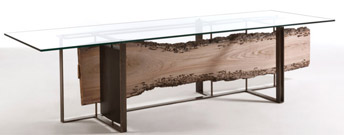 Cornice Table by Riva 1920