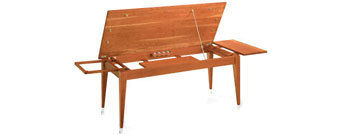 Denver Extendable Rectangular Table by Riva 1920