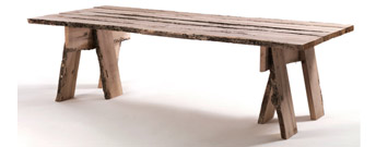 Fragments of Wabi Sabi Table by Riva 1920