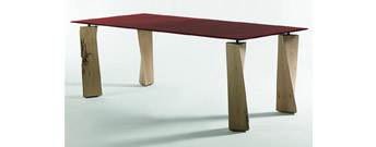 OAK Table by Riva 1920