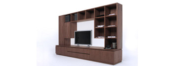 Raffaello Wall Unit by Riva 1920