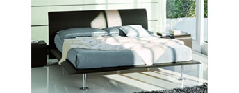 Alia Wood Bed by SMA