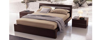 Cover Wood Bed
