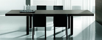 Step Composizione 31 Table and chairs by SMA