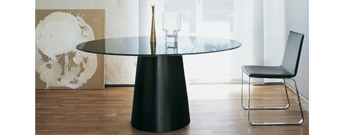 Totem Round Table by Sovet Italia