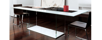 Valencia Dining Table by Sovet Italia