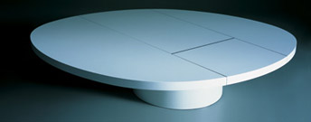 Meeting Table Asymmetrical by Tecno