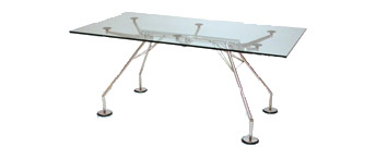 Nomos Table by Tecno