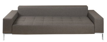 Alfa Sofa by Zanotta From Contemporary Home :  luxury european contemporary home modern