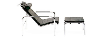 Genni Chaise Longue by Zanotta